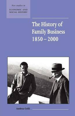 The History of Family Business, 1850-2000