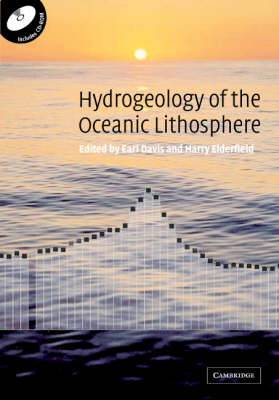 Hydrogeology of the Oceanic Lithosphere with CD-ROM