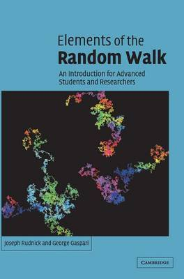Elements of the Random Walk: An introduction for Advanced Students and Researchers