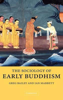 The Sociology of Early Buddhism