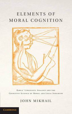 Elements of Moral Cognition: Volume 1, Analogy Number One, Part 2, Number One - Part Two