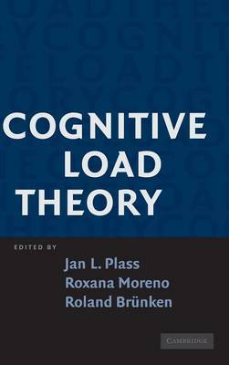 Cognitive Load Theory: Theory and Applications