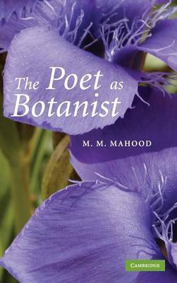 The Poet as Botanist