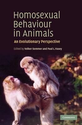 Homosexual Behaviour in Animals: An Evolutionary Perspective