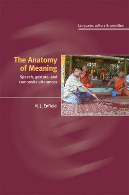 The Anatomy of Meaning: Speech, Gesture, and Composite Utterances