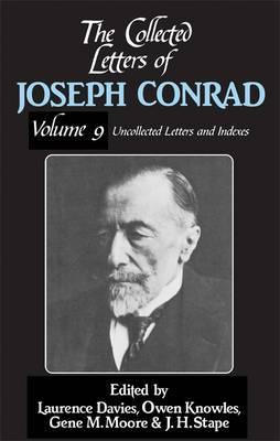 The Collected Letters of Joseph Conrad 9 Volume Hardback Set