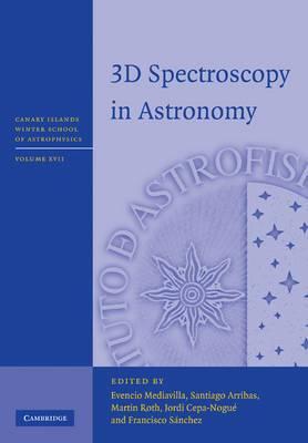 3D Spectroscopy in Astronomy
