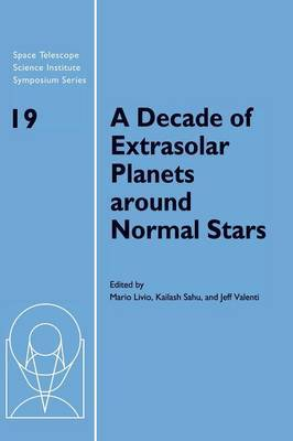 A Decade of Extrasolar Planets Around Normal Stars