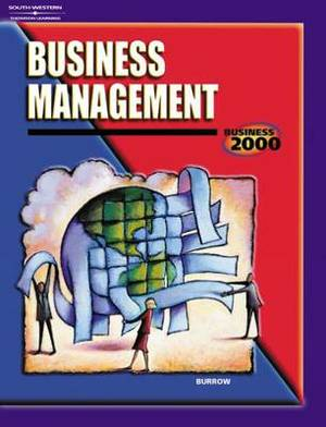 Business 2000: Business Management: Learner Guide