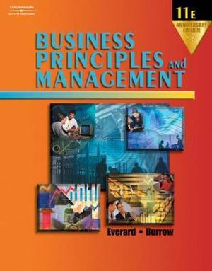 Business Principles and Management