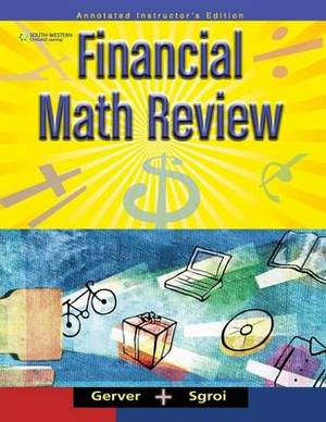 Aie, Financial Math Review