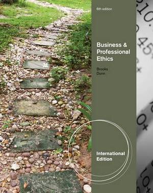 Business & Professional Ethics for Directors, Executives & Accountants, International Edition
