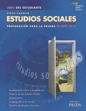Estudios Sociales (Libro del Estudiante): Test Prep 2014 GED