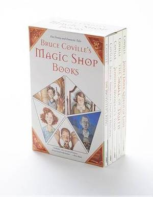 Magic Shop Books