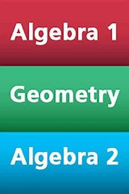 Hmh Algebra 1: Interactive Student Edition Volume 1 2015