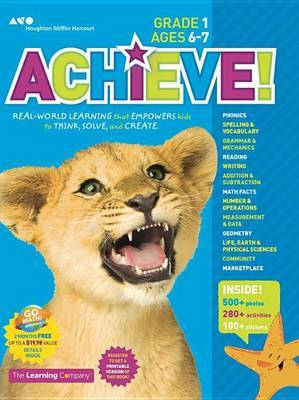 Achieve! Grade 1: Think. Play. Achieve!