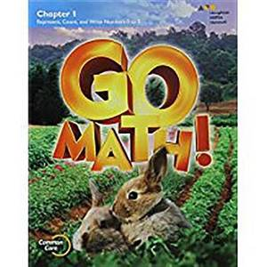 Go Math!: Multi-Volume Student Edition Bundle Grade K 2015