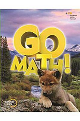 Go Math!: Student Edition Set Grade 1 2015