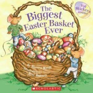 The Biggest Easter Basket Ever