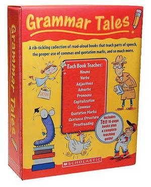 Grammar Tales - Terrific Tales That Make Rules Stick
