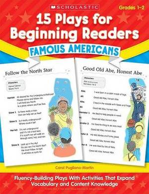 15 Plays for Beginning Readers: Famous Americans
