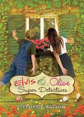 Elvis & Olive: Super Detectives