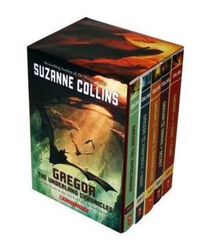 Gregor, Volumes 1-5