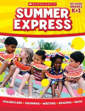 Summer Express: Between Grades K & 1