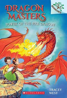 Dragon Masters Power of the Fire Dragon