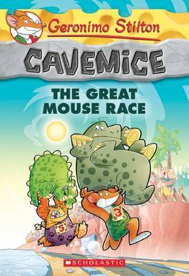 Geronimo Stilton Cavemice #6: The Great Mouse Race