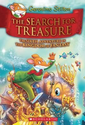 Geronimo Stilton and the Kingdom of Fantasy: The Search for Treasure