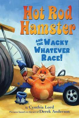 Hot Rod Hamster and the Wacky Whatever Race!