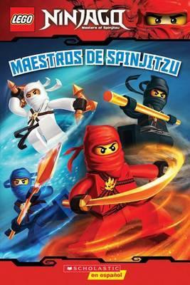 Lego Ninjago: Maestros de Spinjitzu (Lector No. 2)