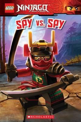 Spy vs. Spy (Lego Ninjago: Reader)