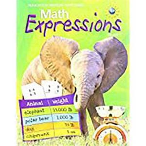 Math Expressions 2 Volume Set
