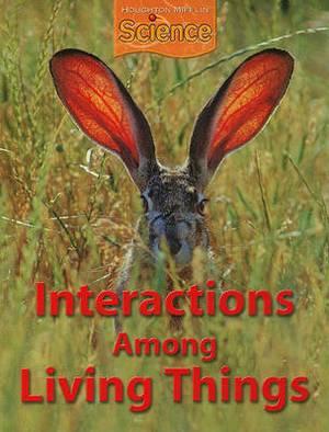 Interacting Among Living Things