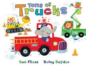 Tons of Trucks