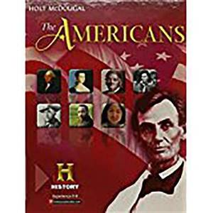 The Americans: Student Edition Survey 2012