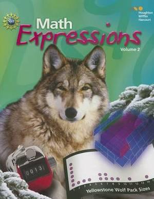 Math Expressions, Volume 2