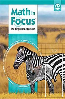 Hmh Math in Focus, Spanish: Student Edition, Book a Grade 5 2012