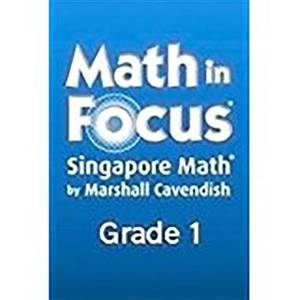 Hmh Math in Focus, Spanish: Enrichment Workbook, Book a Grade 1