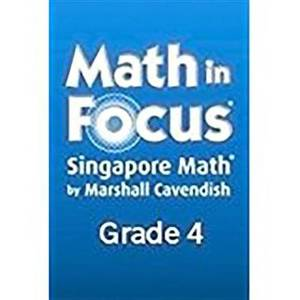 Hmh Math in Focus, Spanish: Enrichment Workbook, Book a Grade 4