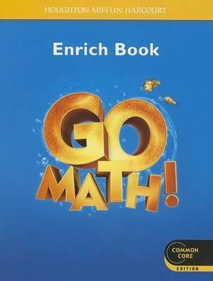 Go Math!, Enrich Book, Grade K