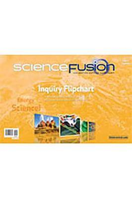 Sciencefusion: Inquiry Flipchart Grade 5