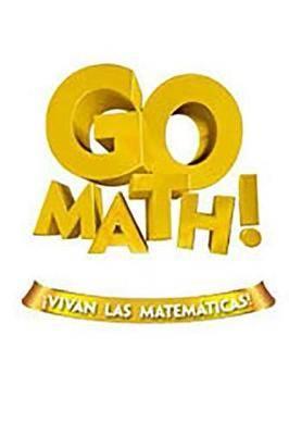 Houghton Mifflin Harcourt Go Math: Student Reteach Workbook Grade 5