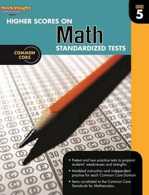 Higher Scores on Math Standardized Tests, Grade 5