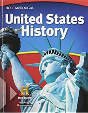 United States History: Assessment Review and Practice Grade 8