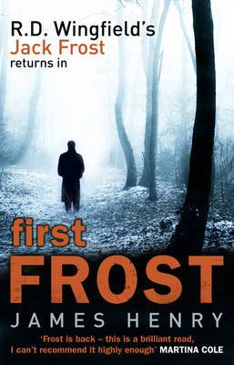 First Frost: DI Jack Frost series 1
