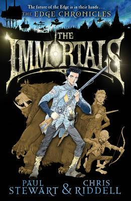 Edge Chronicles 10: The Immortals: The Book of Nate