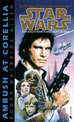 Star Wars: Ambush at Corellia: Book 1